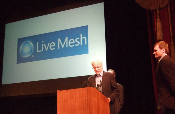 Live Mesh wins Best Technology Innovation or Achievement